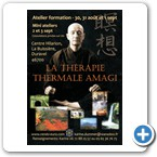 Affiche Atelier Therapie Thermale Amagi
